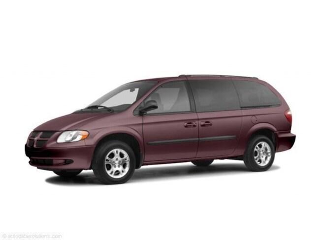 2004 Dodge Grand Caravan SXT Passenger Van