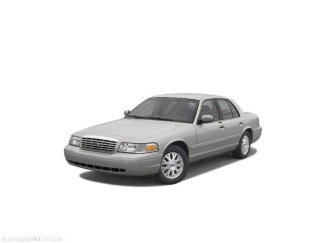 Used 2004 Ford Crown Victoria For Sale at Owatonna Ford-Lincoln