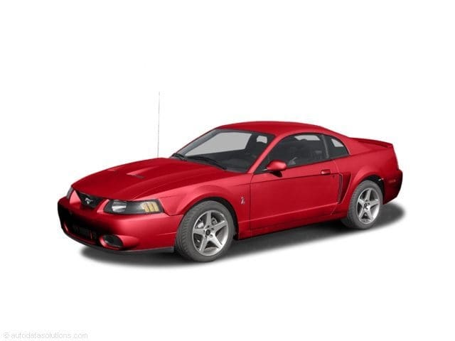 2004 Ford Mustang SVT Cobra Coupe