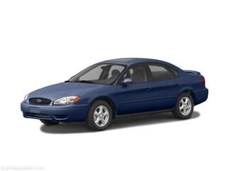 2004 Ford Taurus LX 3.0L Sedan