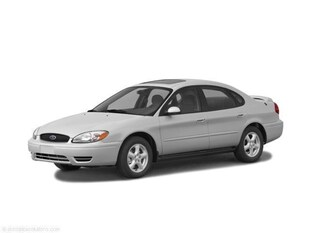2004 Ford Taurus SES Sedan