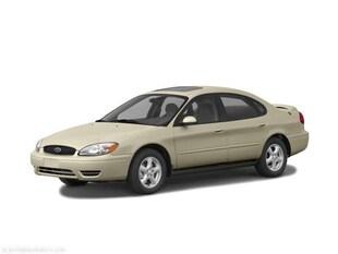 2004 Ford Taurus SES Sedan