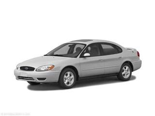 2004 Ford Taurus SES 3.0L 4V Sedan