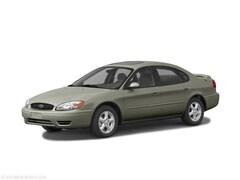 2004 Ford Taurus SEL 3.0L 4V Sedan
