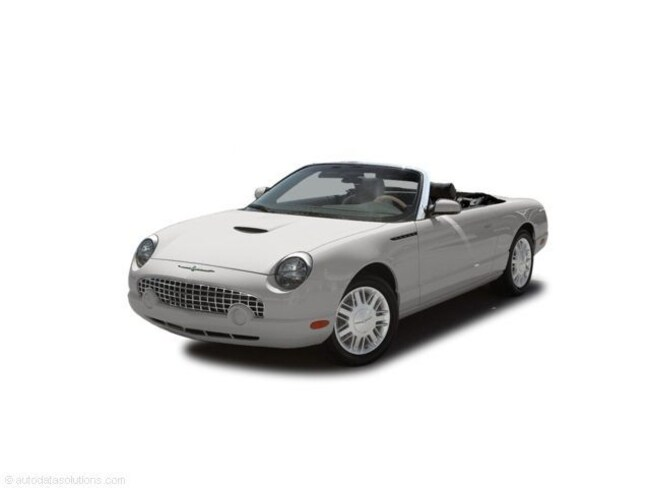 Used 2004 Ford Thunderbird Base Convertible for sale in Sulphur, LA