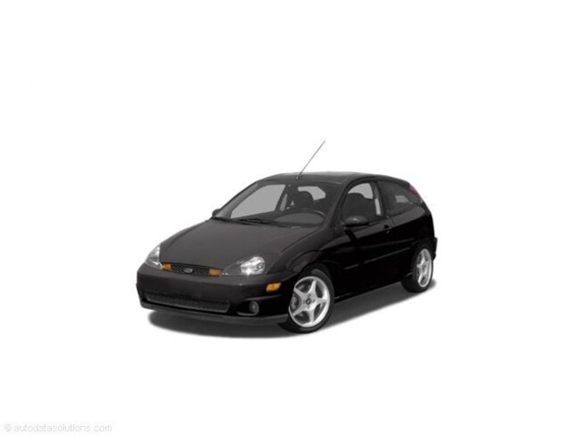 Used 2004 Ford Focus ZX3 Hatchback Near Baltimore