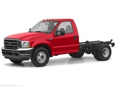 2004 Ford F-350 Chassis Cab Chassis Truck
