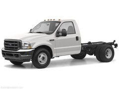 2004 Ford F-350 Chassis Super Duty Truck Regular Cab