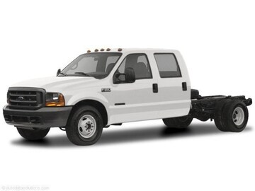 2004 Ford F-350 Chassis Truck