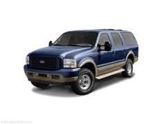 2004 Ford Excursion 137 WB 6.0L Eddie Bauer Sport Utility