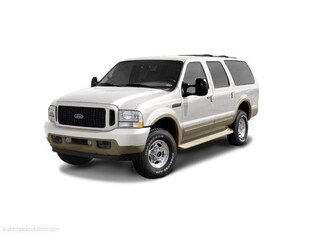 2004 Ford Excursion Eddie Bauer 137 WB 6.0L Eddie Bauer
