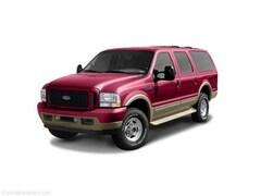 2004 Ford Excursion 137 WB 5.4L XLT 4WD Sport Utility