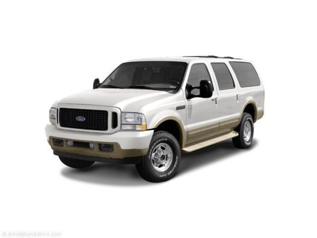 2004 Ford Excursion Eddie WAGON