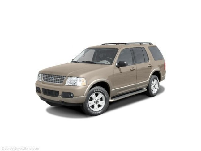 2004 Ford Explorer SUV