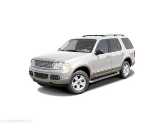 Used 2004 Ford Explorer XLT SUV 1FMDU73E64ZA94825 in San Francisco
