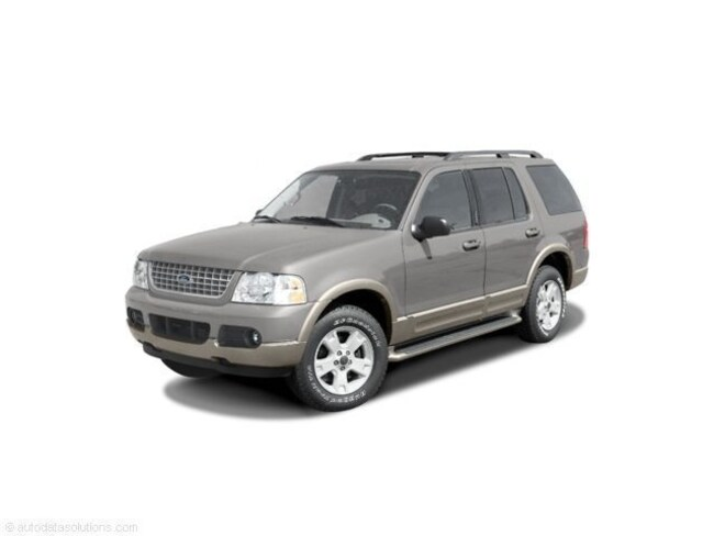 2004 Ford Explorer Limited SUV