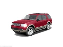 2004 Ford Explorer Limited 4.6L All-wheel Drive
