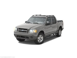 2004 Ford Explorer Sport Trac Adrenalin RWD