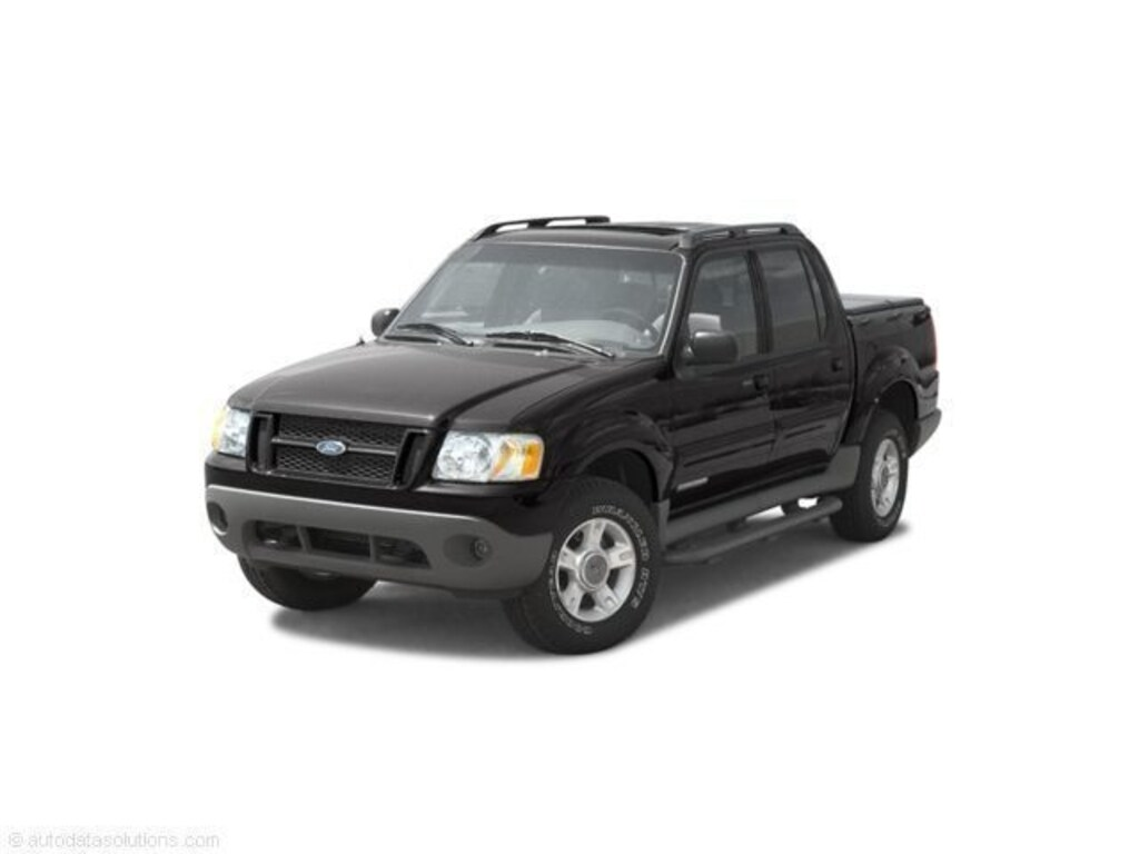 Used 2004 Ford Explorer Sport Trac For Sale At Chapman
