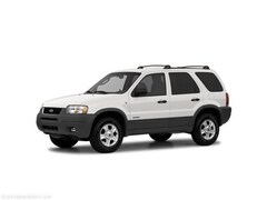 2004 Ford Escape XLS 103 WB XLS