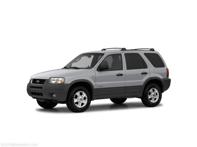 2004 Ford Escape XLT SUV
