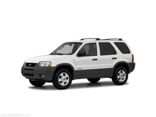 2004 Ford Escape XLT 4dr 103 WB SUV