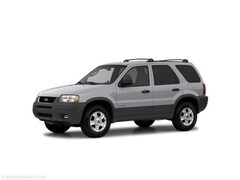 Used 2004 Ford Escape Limited SUV for sale near Tucson, AZ
