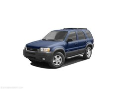 2004 Ford Escape XLT 103 WB XLT 4WD