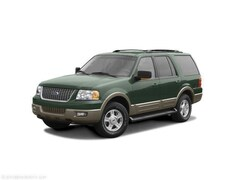 2004 Ford Expedition Eddie Bauer Station Wagon