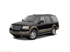 Pre-Owned Vehicles 2004 Ford Expedition Eddie Bauer SUV 1FMFU17L84LA51668 for sale in Sulphur, LA