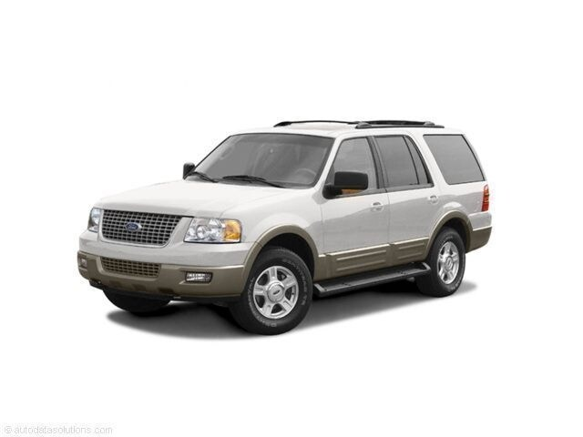 Used 2004 Ford Expedition 5.4L Eddie Bauer SUV T17886AR Oxford White in Palm Coast, FL