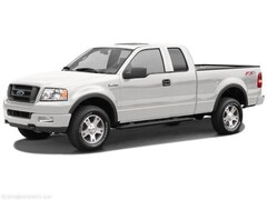 2004 Ford F-150 4x4 Extended Cab Lariat Pickup Truck