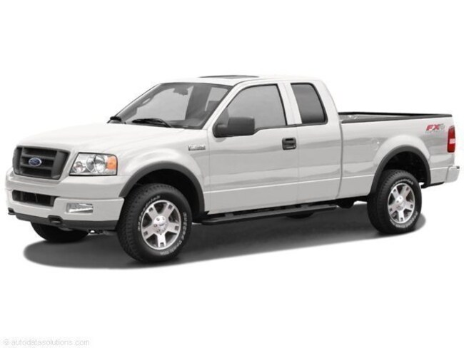 2004 Ford F-150 FX4 Extended Cab Truck