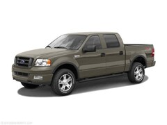 Used 2004 Ford F-150 SuperCrew XLT Truck SuperCrew Cab 1FTRW12W04KC48336 for Sale in Stafford, TX at Helfman Ford