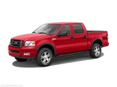 2004 Ford F-150 SuperCrew XLT Truck SuperCrew Cab