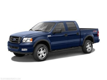 2004 Ford F-150 SuperCrew Truck