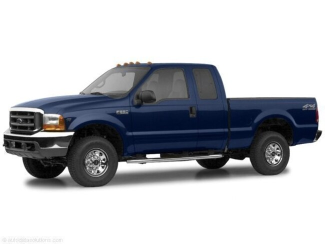 2004 Ford Super Duty F-250 Extended Cab Pickup