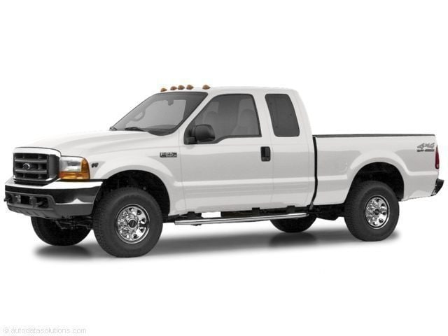 2004 Ford F-250 Extended Cab Truck