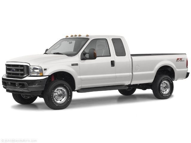 Used 2004 Ford Super Duty F-350 SRW Supercab 158 XL 4WD Extended Cab Pickup Grants Pass, OR