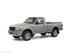 2004 Ford Ranger Truck Regular Cab