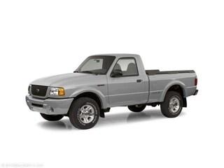 2004 Ford Ranger XLT 3.0L Standard Truck Regular Cab