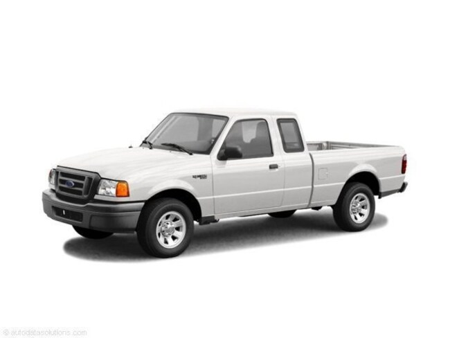2004 Ford Ranger XL Extended Cab Short Bed Truck