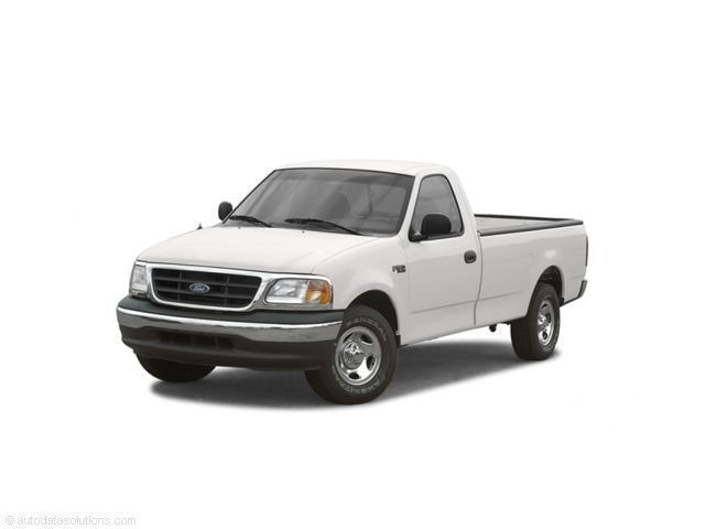 2004 Ford F-150 XL Heritage Truck