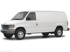 2004 Ford E-150 Commercial Cargo Van