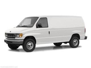 2004 Ford E-350SD Commercial Cargo Van