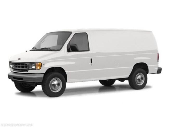 2004 Ford Econoline 350 Super Duty Cargo Van