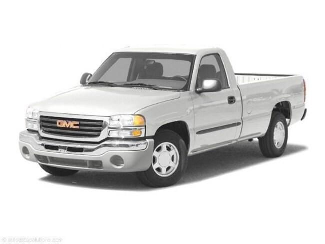 2004 GMC Sierra 1500 Truck