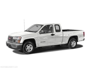 2004 GMC Canyon Truck Extended Cab