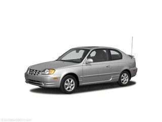 Pre-Owned 2004 Hyundai Accent GL Hatchback O68165A near Boston, MA