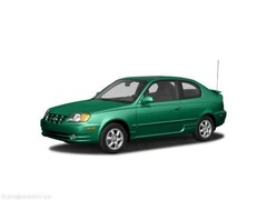 2004 Hyundai Accent GL Hatchback